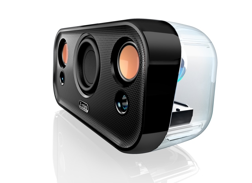 X-mini launches its CLEARest speaker yet