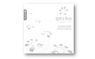Gecko Beach Club Vol 3 Packshot