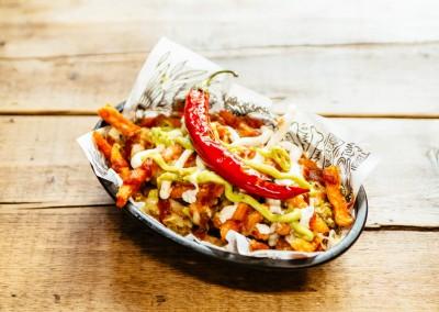Jalapeno Business Sweet Potato Fries