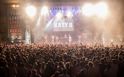 Katy B - Main Stage - Tramlines 2014 - Photo Simon Butler