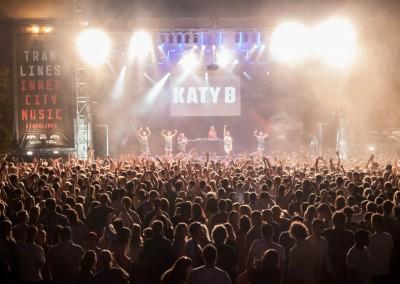 Katy B - Main Stage - Tramlines 2014 - Photo Simon Butler
