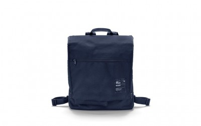 Navy Backpack Front