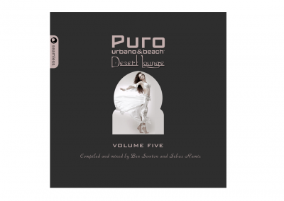 Puro Desert Lounge Vol 5 Packshot