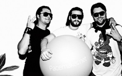 Swedish House Mafia with Pacemaker