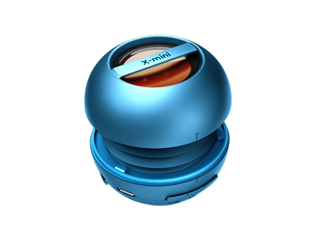 New X-mini KAI 2 Capsule Speaker launches