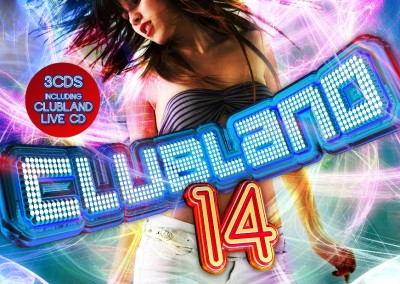 Clubland 14 pack shot