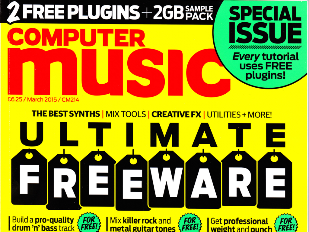Computer Music Magazine reviews UDG Gear's Laptop/Controller stand