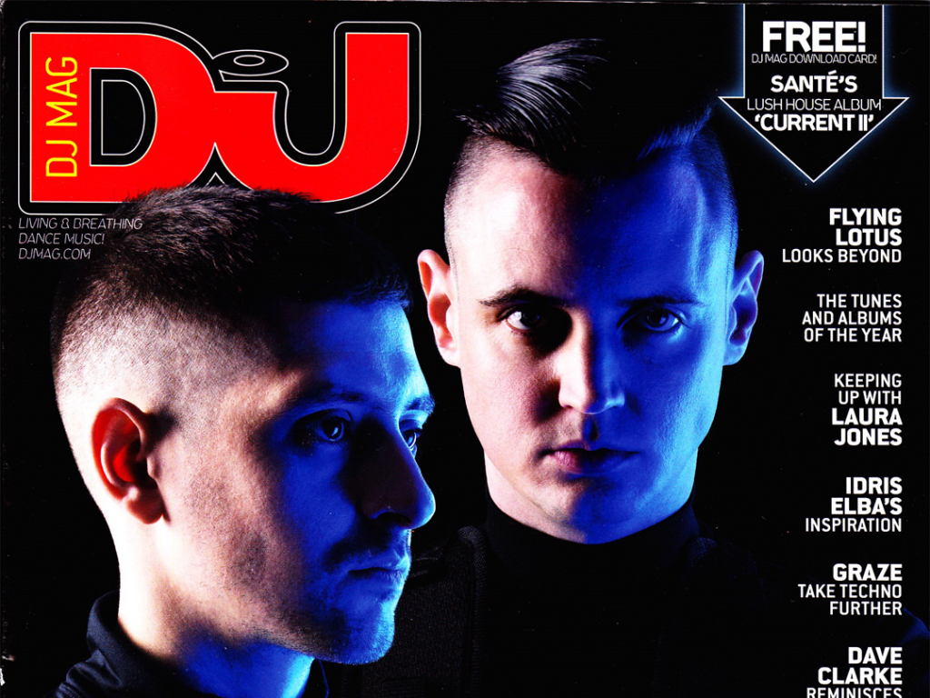 DJ Mag feature Tobtok in Killer Sounds
