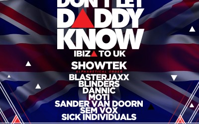 Dont Let Daddy Know 250415_Flyer