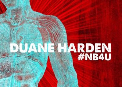 Duane Harden #NB4U Artwork web