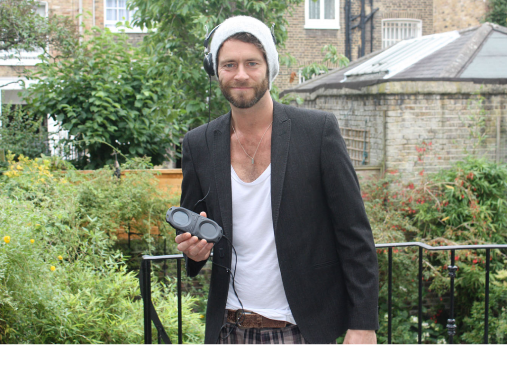 Howard Donald with Pacemaker