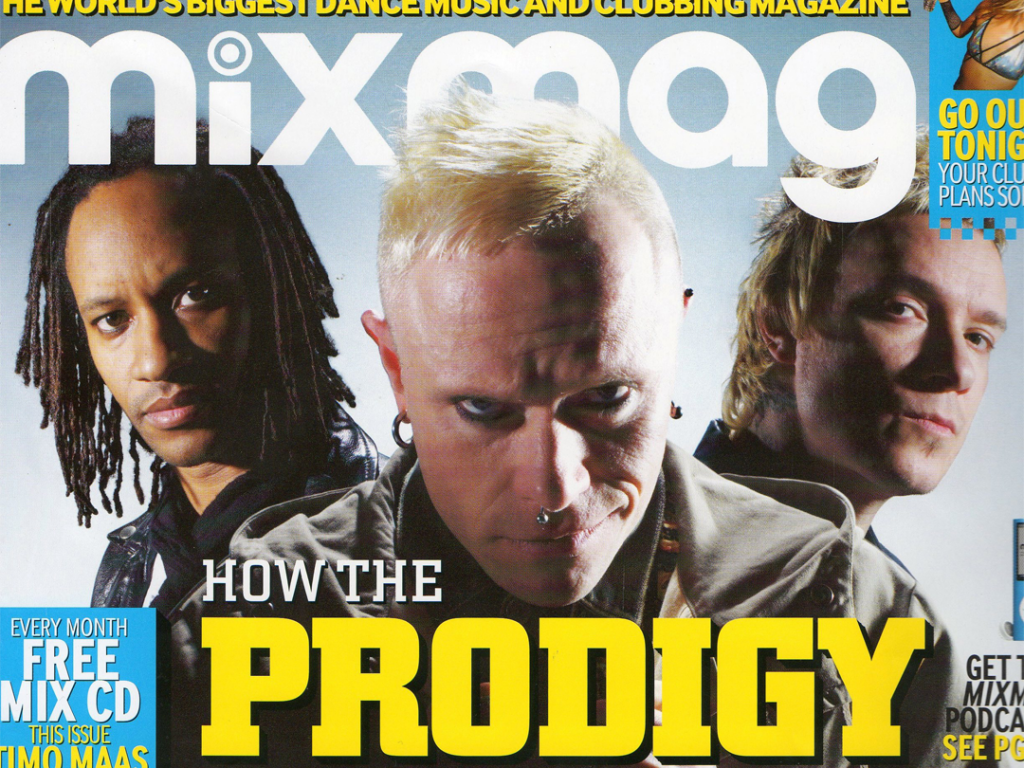 Pacemaker in Mixmag