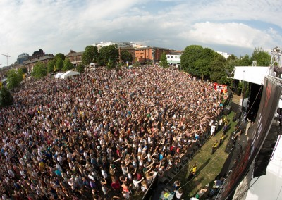 Public Enemy - Main Stage - Tramlines 2014