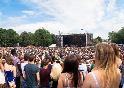 Public Enemy - Main Stage - Tramlines 2014 - Photo Simon Butler