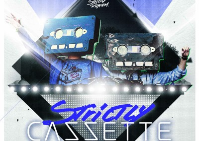 Strictly CAZZETTE artwork