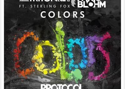 Tritonal_Paris Blohm_Colours_Artwork