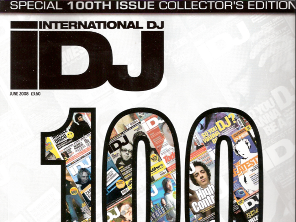 Tonium Pacemaker in i-DJ Magazine