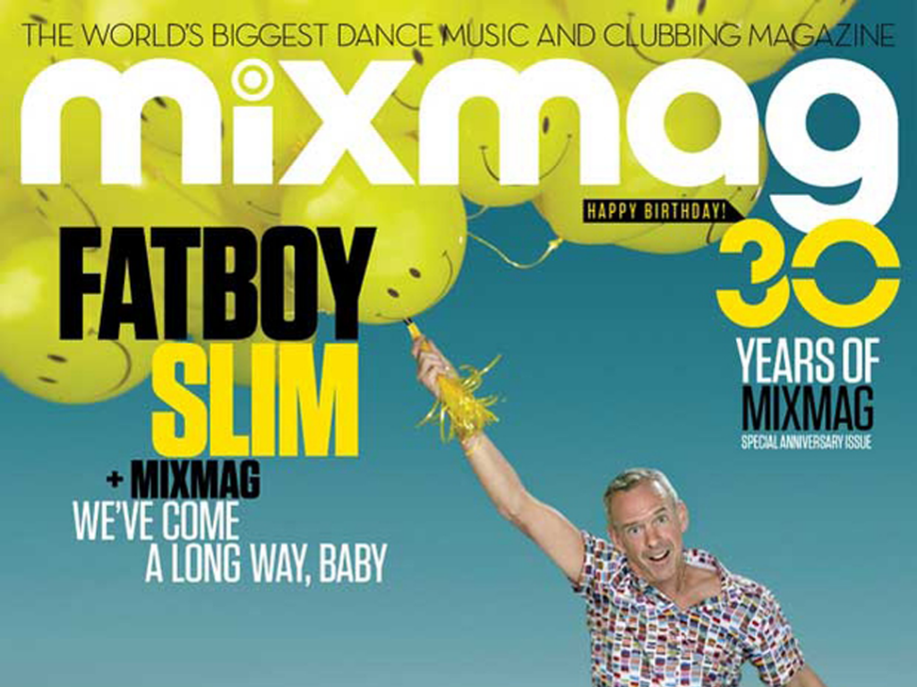 Pukka Up in Mixmag