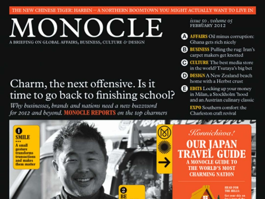 Unit Portables in Monocle