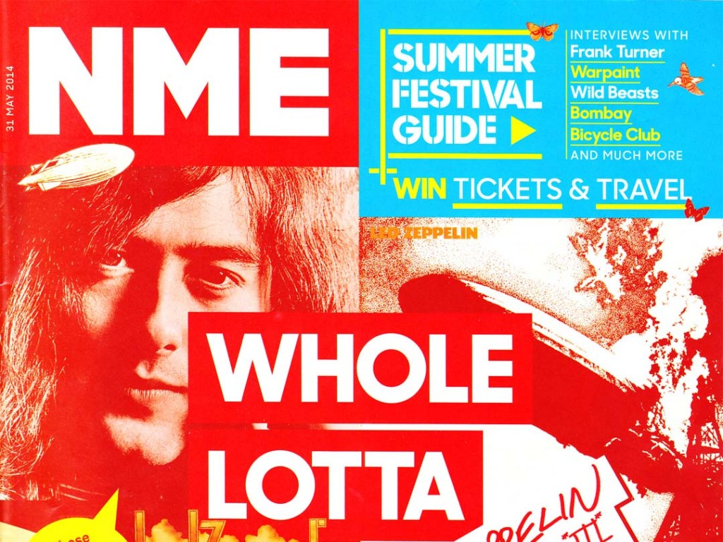 Tramlines in NME