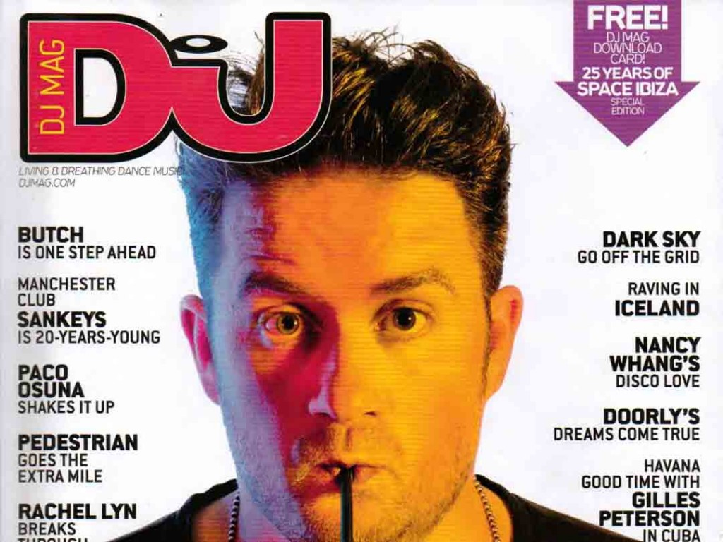 UDG Creator Digi Hardcase Featured in DJ Mag!