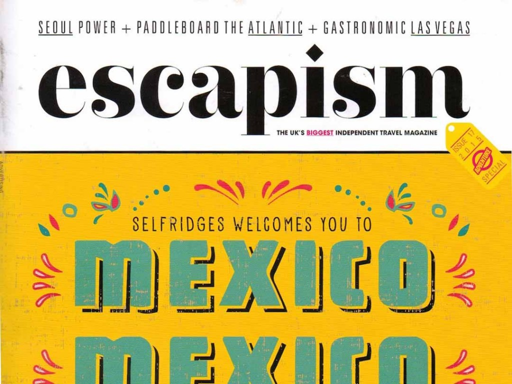 Bloc & Roc Featured in Escapism