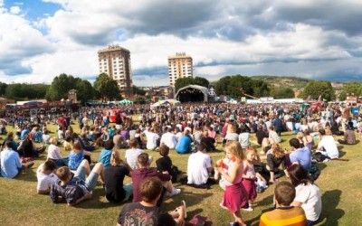 Main Stage - Tramlines 2015 - Photo Simon Butler - Compressed