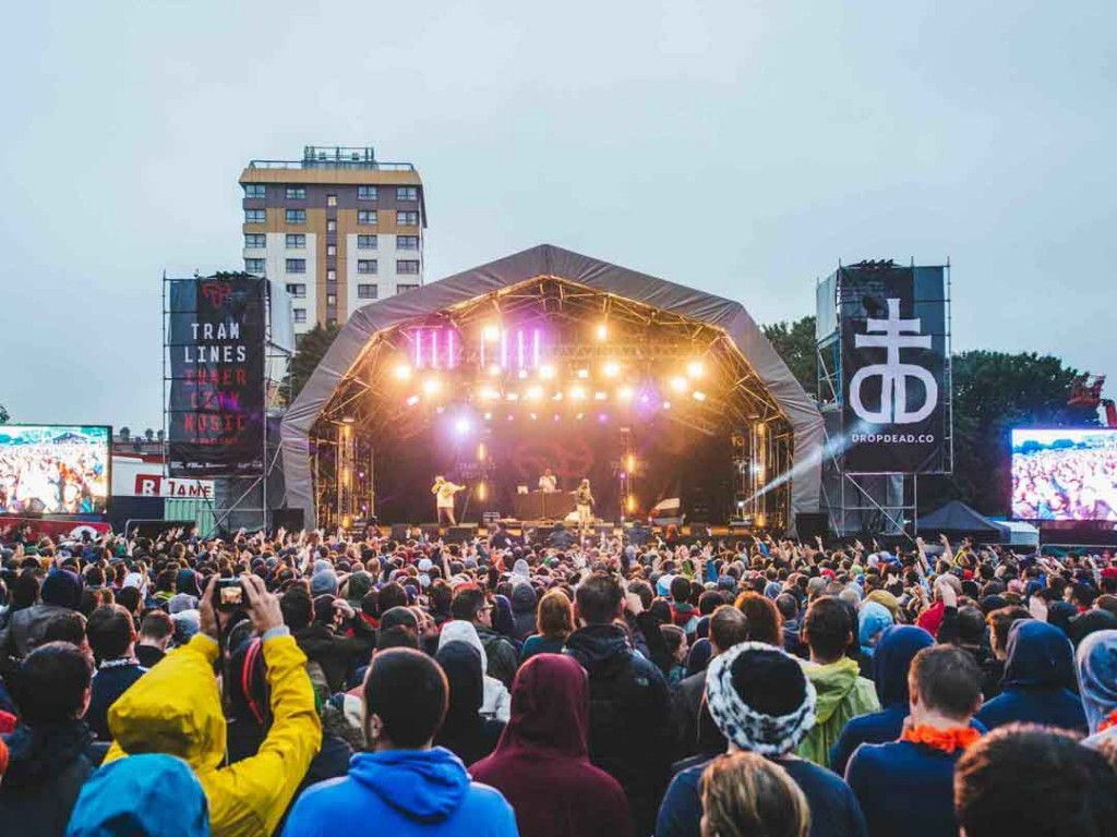 Tramlines Festival Up For A UK Festival Award