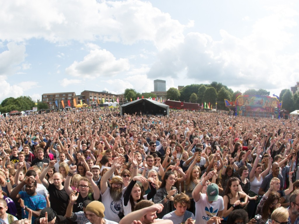 Tramlines Festival Up For 4 Festival Baby Awards