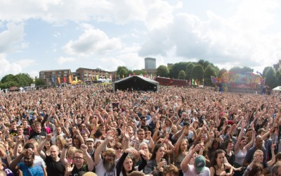 The Sugar Hill Gang Main Stage - Tramlines 2015
