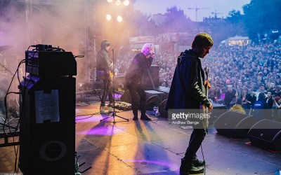 The Charlatans - Tramlines 2015 - Photo Andrew Benge
