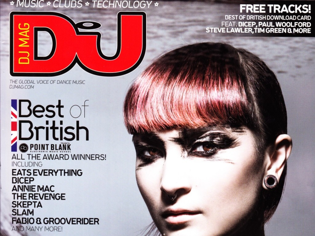 DJ Mag feature Kissy Sell Out in What You Wearing