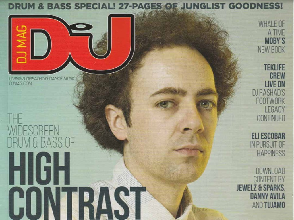 Mason Featured In DJ Mag