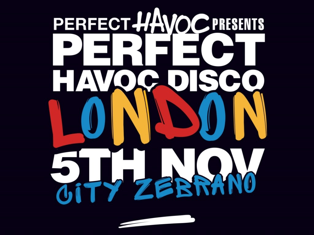 Perfect Havoc Disco Returns To London