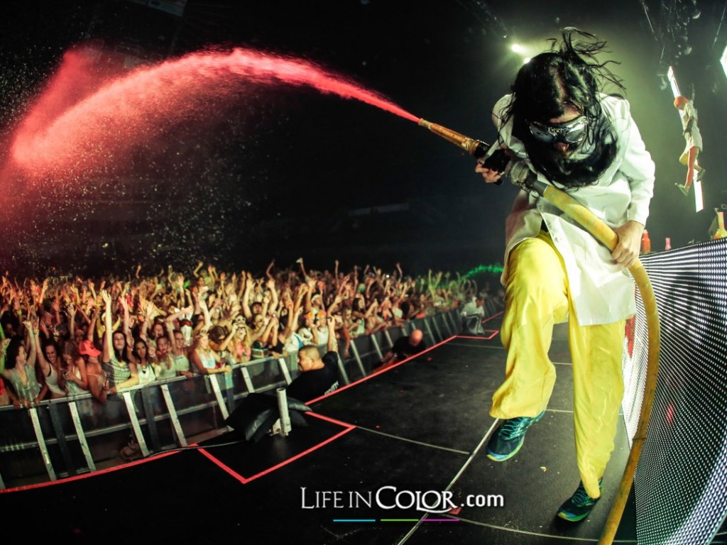 Life In Color Returns to the Victoria Warehouse