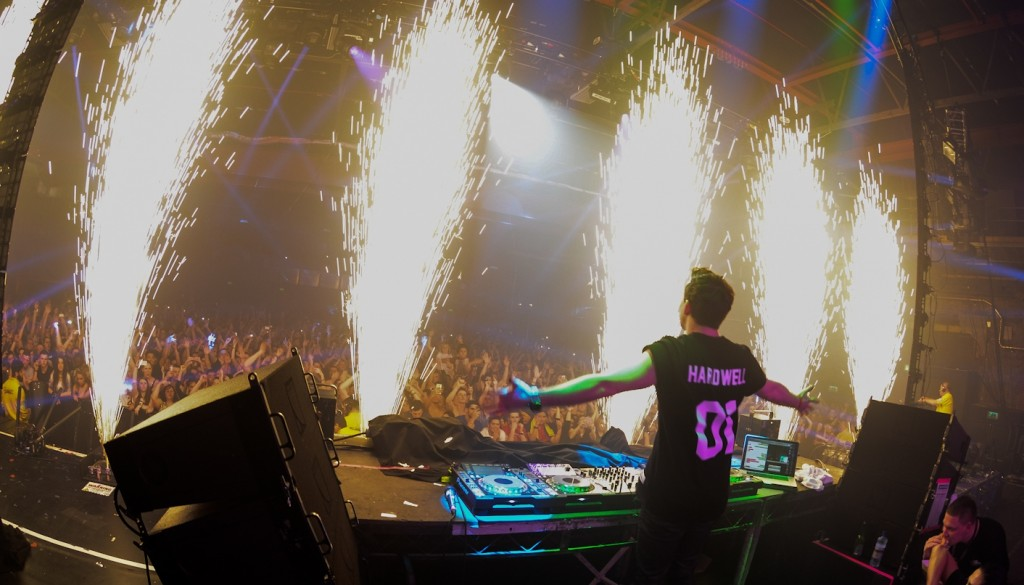 Hardwell Manchester Victoria Warehouse_2