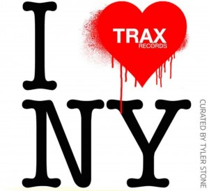 TRAX Records launch 'I ♥ NY' compilation