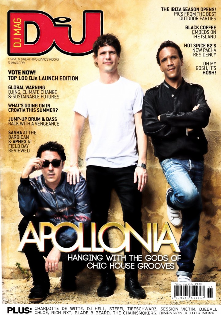 DJ Mag July 2017 pg 1