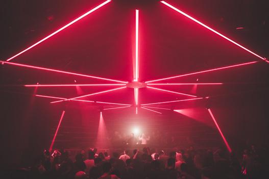 Halcyon Nightclub SF International Launch Case Study
