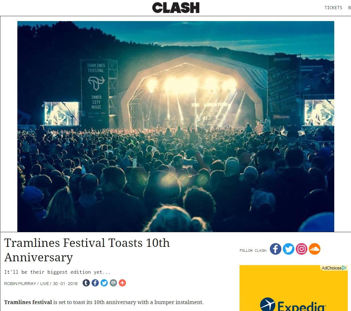 Clash TLs 300118