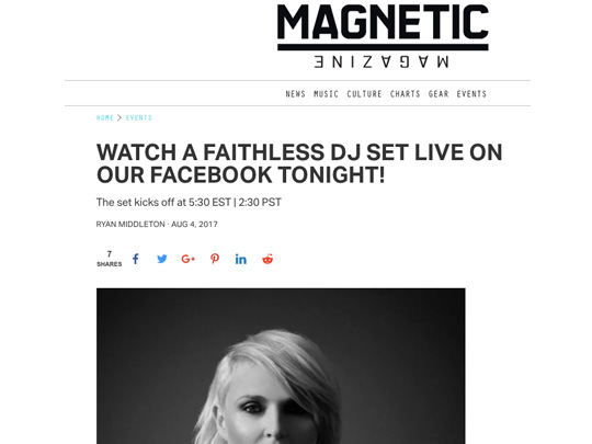 Taste The Punch Ibiza In Magnetic Mag