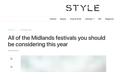 Style Birmingham Insist You Check Out MADE Festival