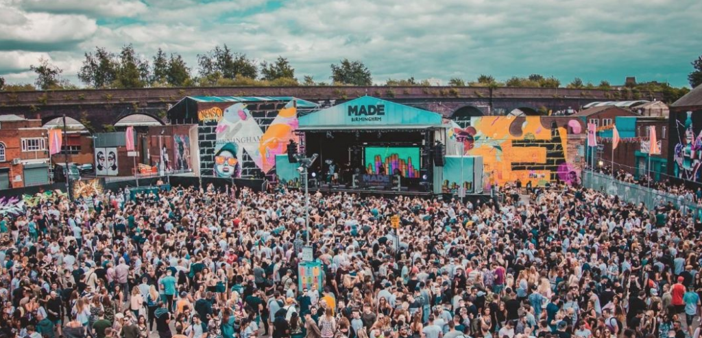 Data Transmission Announce MADE Festival Headliners