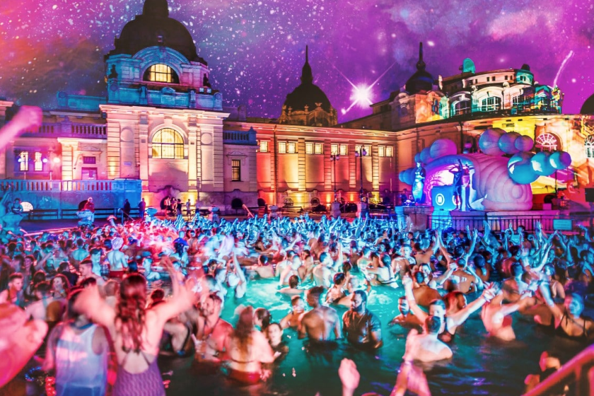 Ministry of Sound Include Budafest in Their Best Unique Festivals of 2018 Guide