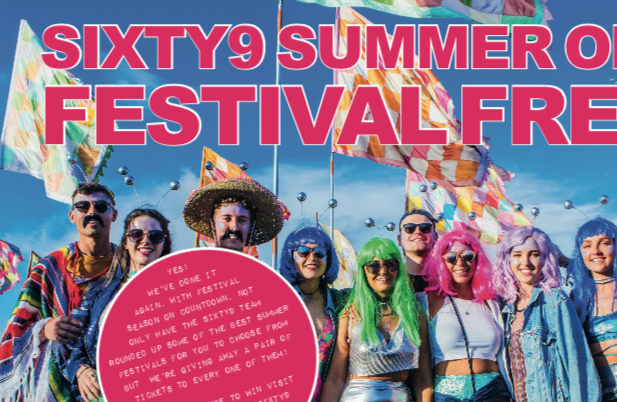 Sixty Nine Degrees Highlight Blackpool Festival