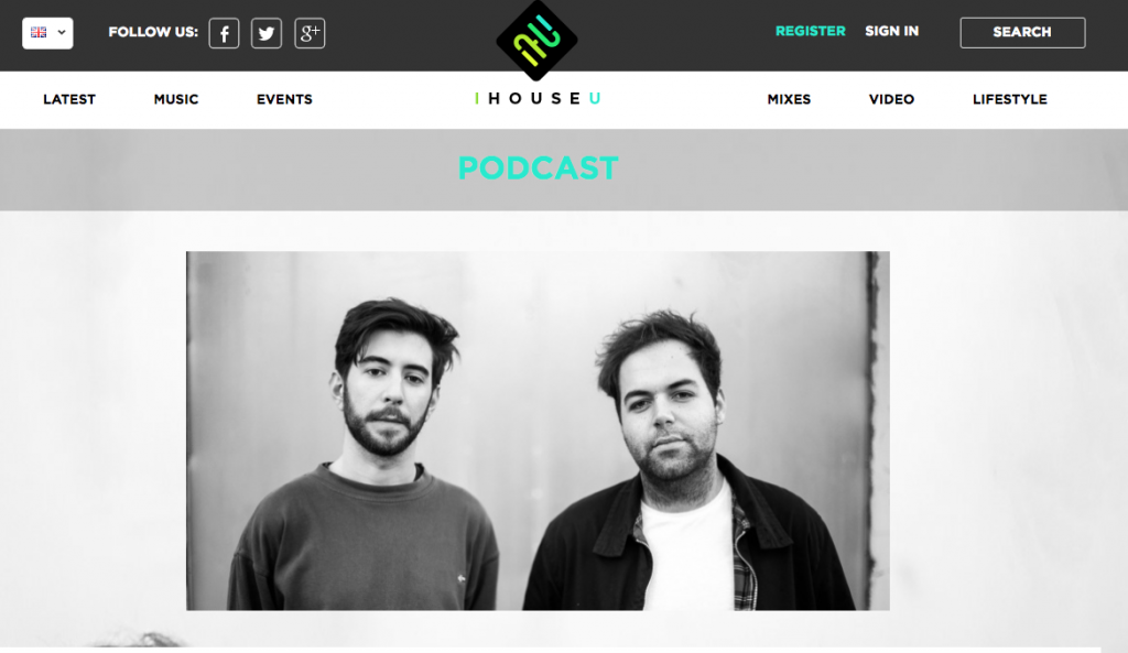 Linier Serve up Sizzling Podcast For IHouseU