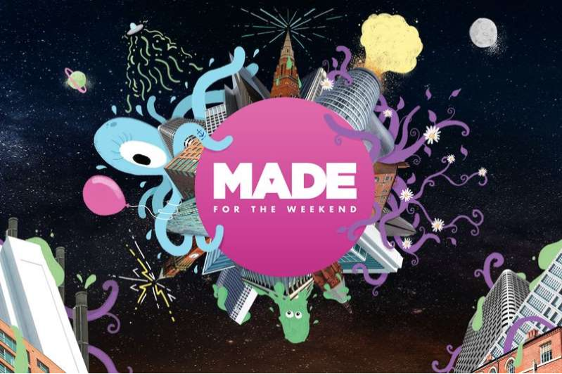 MSN Reveal MADE Festival are Launching MADE For The Weekend