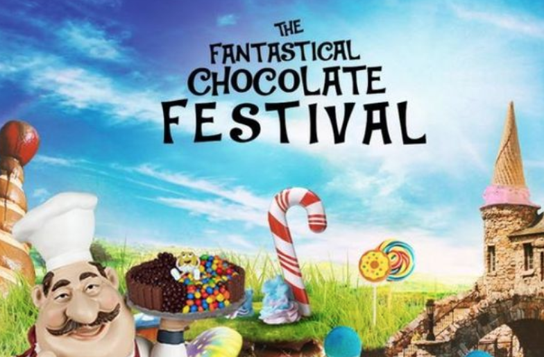 The Stylist Preview Fantastical Chocolate Festival