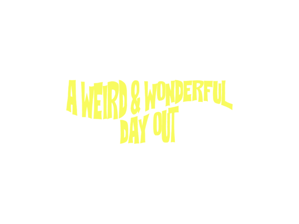 A Weird & Wonderful Day Out