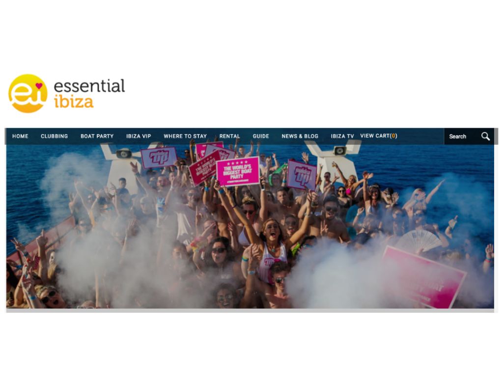 Essential Ibiza Feature Pukka Up's Mega Plans for 2019!